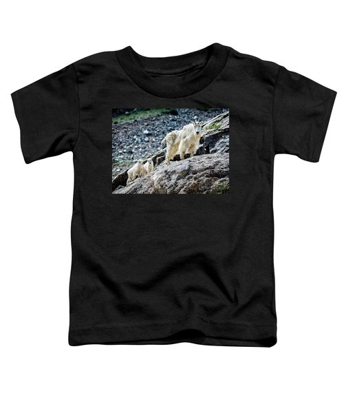 Hanging With The Kids Toddler T-Shirt