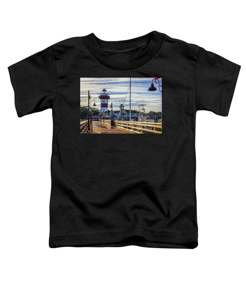 Harbour Town Lighthouse Toddler T-Shirt