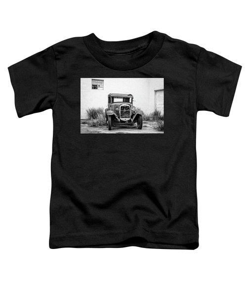 Hard Times Toddler T-Shirt