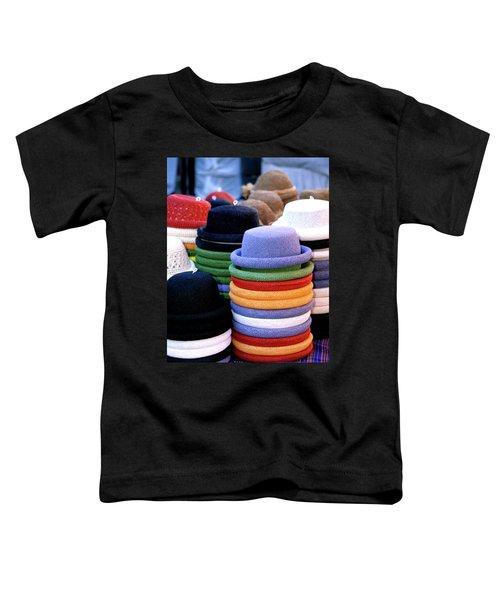 Hats, Aix En Provence Toddler T-Shirt