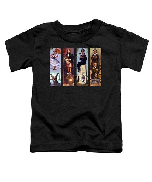 Haunted Mansion Toddler T-Shirt