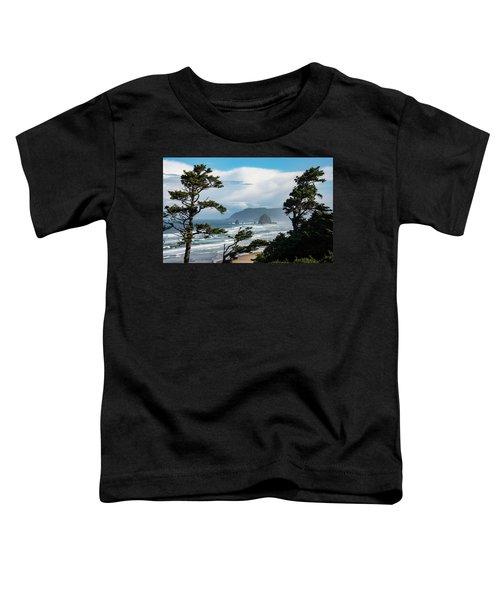 Haystack Views Toddler T-Shirt