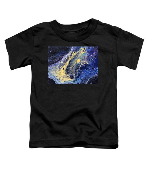 He Likes Space Toddler T-Shirt