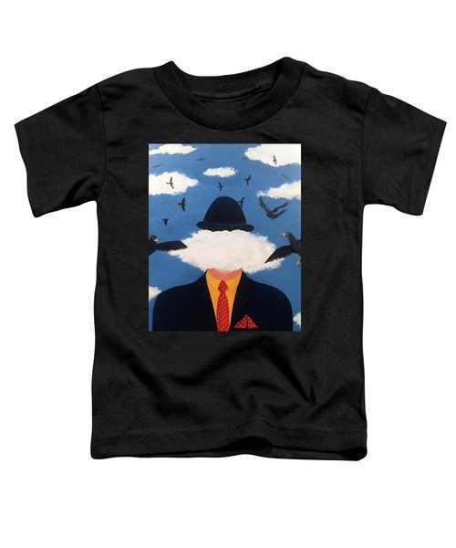 Head In The Cloud Toddler T-Shirt
