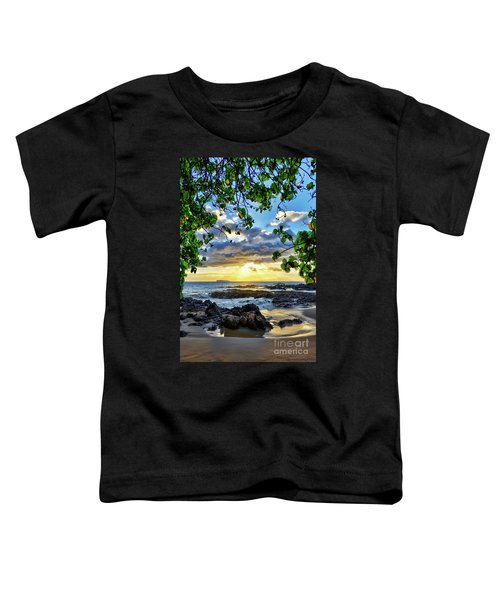 Heaven On Maui Toddler T-Shirt