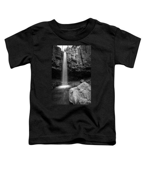 Hidden Waterfall Toddler T-Shirt