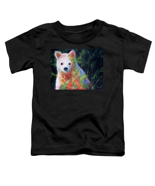 Hiding In The Vines Toddler T-Shirt