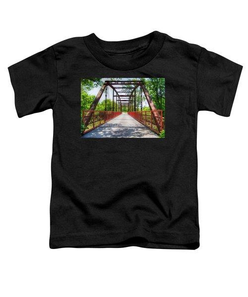 Hinkson Creek Bridge Toddler T-Shirt