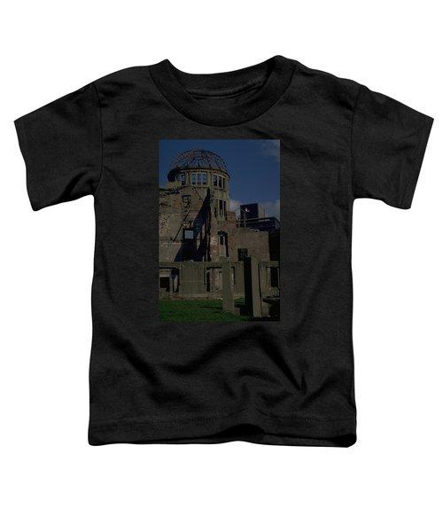 Hiroshima Peace Memorial Toddler T-Shirt