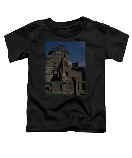 Toddler T-Shirt featuring the photograph Hiroshima Peace Memorial by Travel Pics