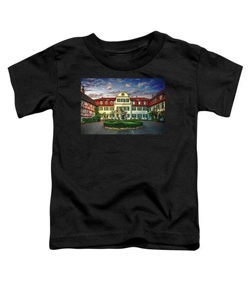 Historic Jestadt Castle Toddler T-Shirt