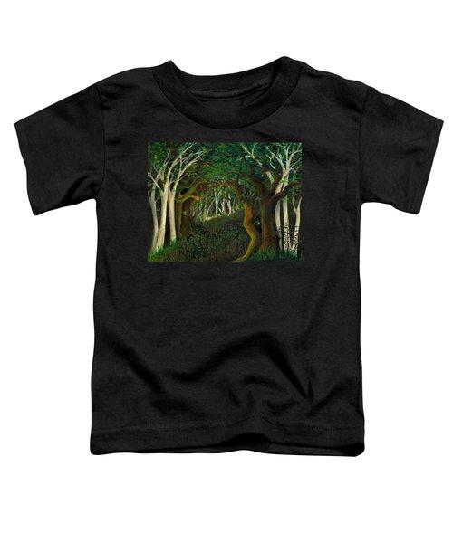 Hobbit Woods Toddler T-Shirt