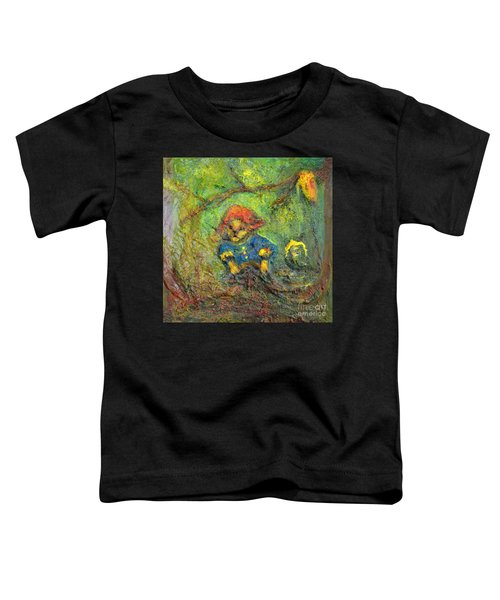 Honey Bear Toddler T-Shirt