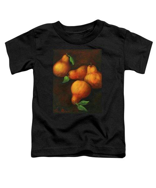 Honey Pears Toddler T-Shirt