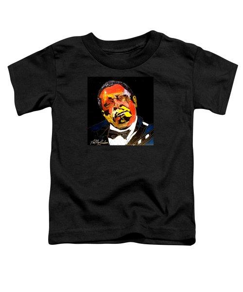 Honoring The King 1925-2015 Toddler T-Shirt