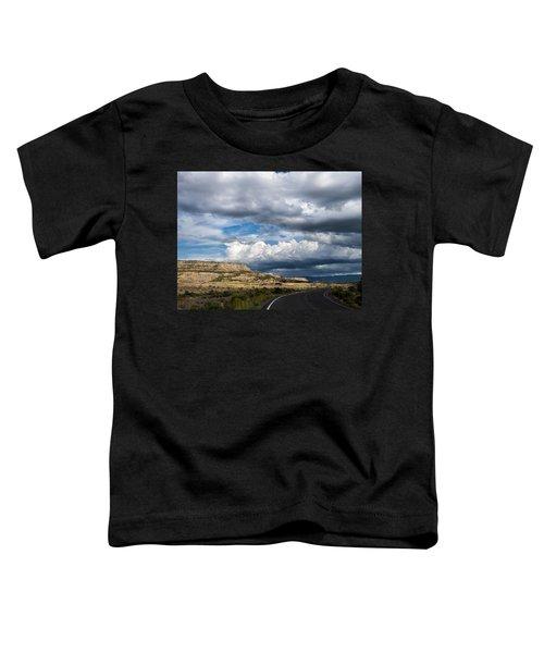 Horse Canyon By De Beque Colorado Toddler T-Shirt