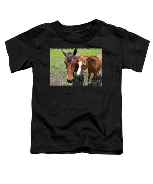 Horse Love Toddler T-Shirt