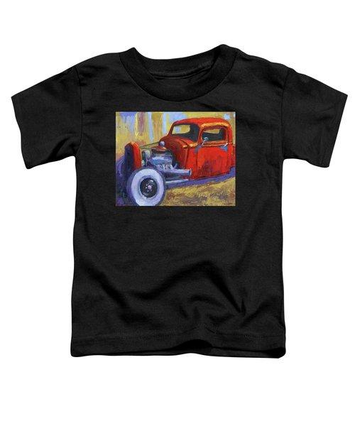 Hot Rod Chevy Truck Toddler T-Shirt