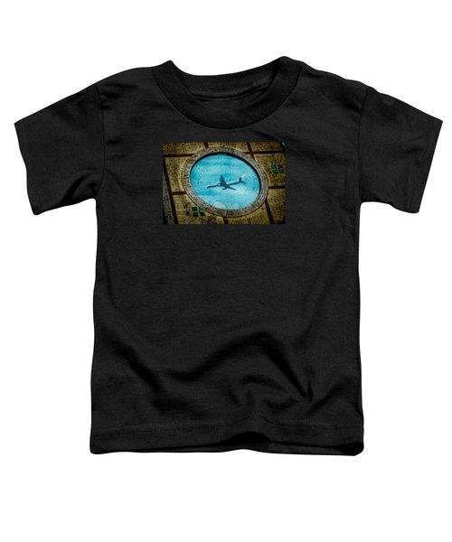 Hot Tub Flight Toddler T-Shirt