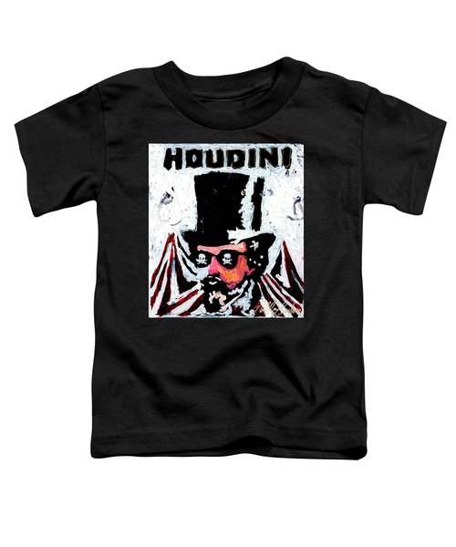 Houdini Toddler T-Shirt