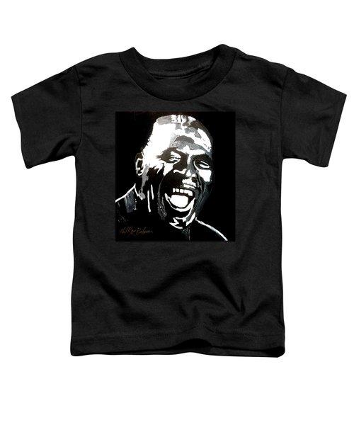 howlin Wolf Toddler T-Shirt