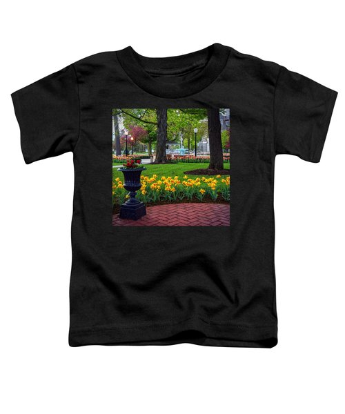 Hudson Falls...a Great Place To Call Home Toddler T-Shirt