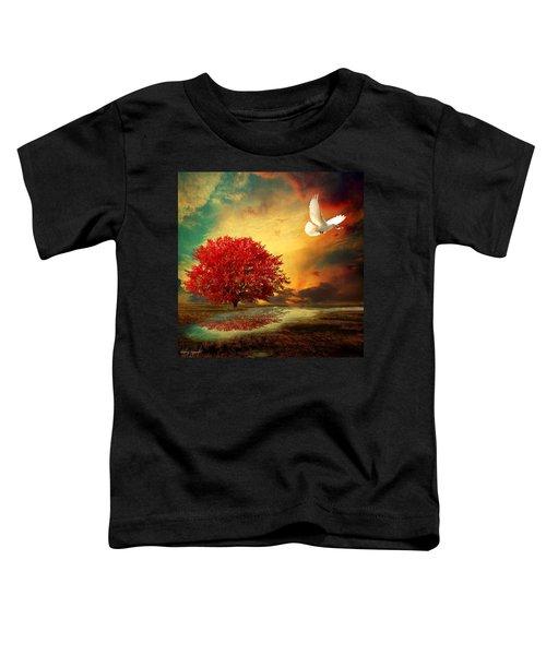 Hued Toddler T-Shirt