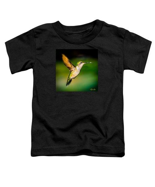 Hummingbird Sparkle Toddler T-Shirt