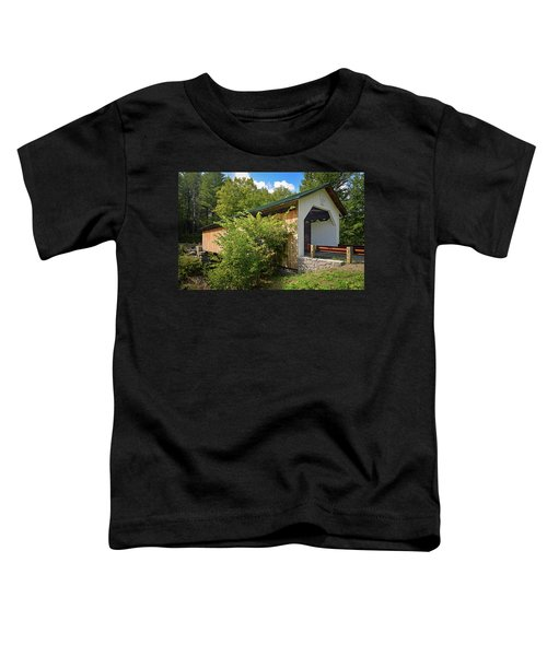 Hutchins Bridge Toddler T-Shirt