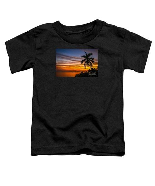 Hutchinson Island Sunrise #1 Toddler T-Shirt
