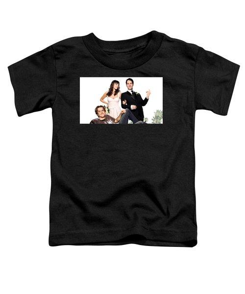I Love You, Man Toddler T-Shirt