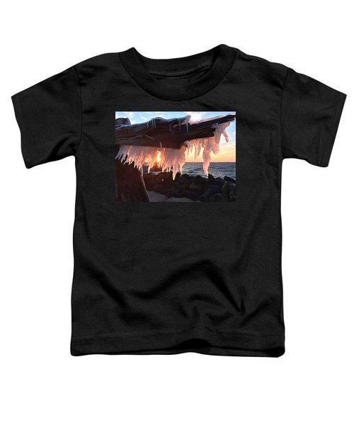 Ice Fangs Toddler T-Shirt