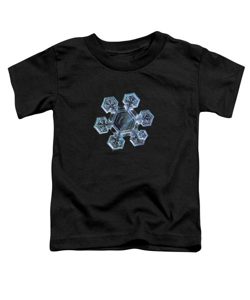 Icy Jewel, Panoramic Version Toddler T-Shirt