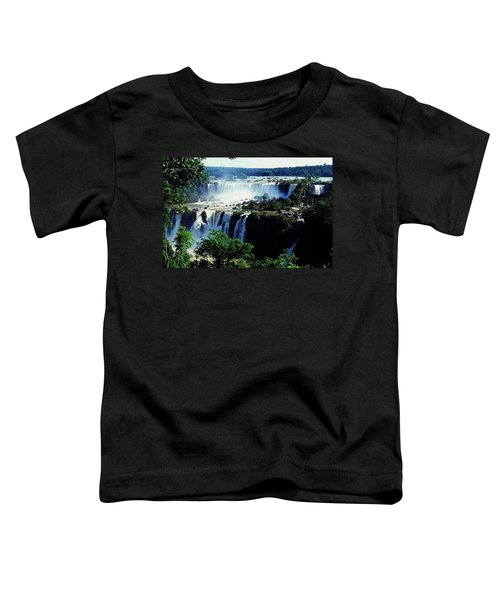 Iguacu Waterfalls Toddler T-Shirt
