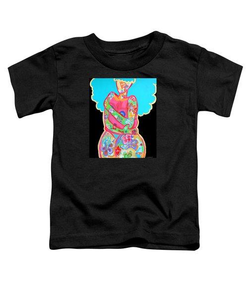 Im A Work Of Art Toddler T-Shirt