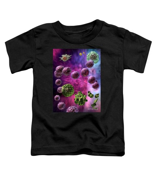 Immune Response Cytotoxic 4 Toddler T-Shirt