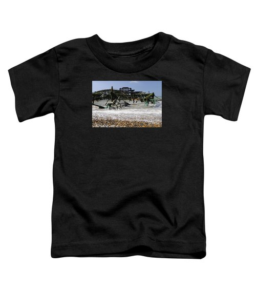 In Pieces Toddler T-Shirt