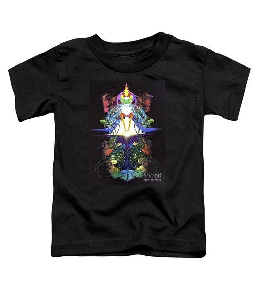 In The Beginning Toddler T-Shirt
