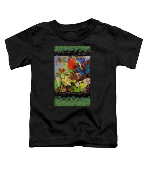 In The Garden With Love Toddler T-Shirt