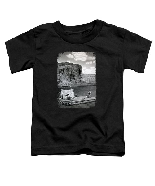 In The Grand Canyon Toddler T-Shirt
