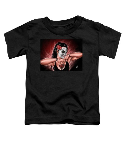 In The Hands Of Death Toddler T-Shirt