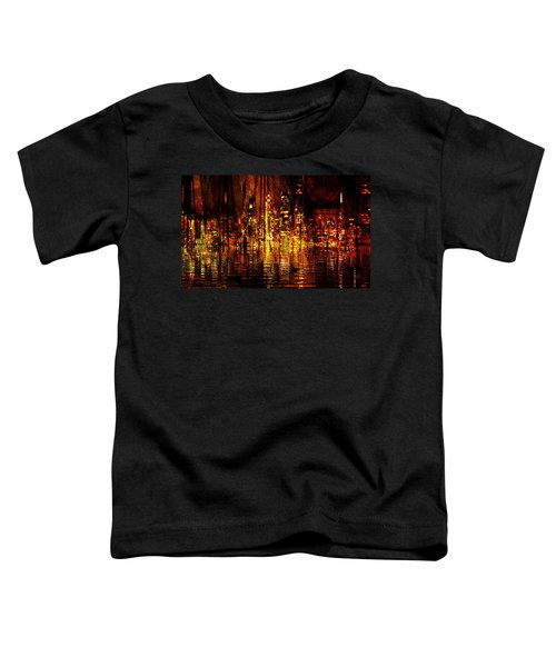 In The Heat Of The Night Toddler T-Shirt