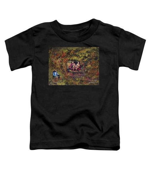 In The Name Of Music Toddler T-Shirt