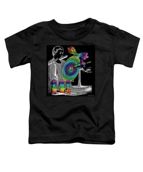 In The Spirit Of Communication Toddler T-Shirt