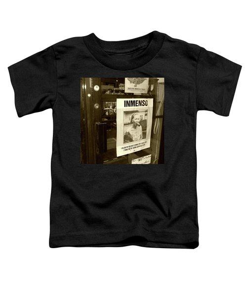 Inmenso Cohiba Toddler T-Shirt