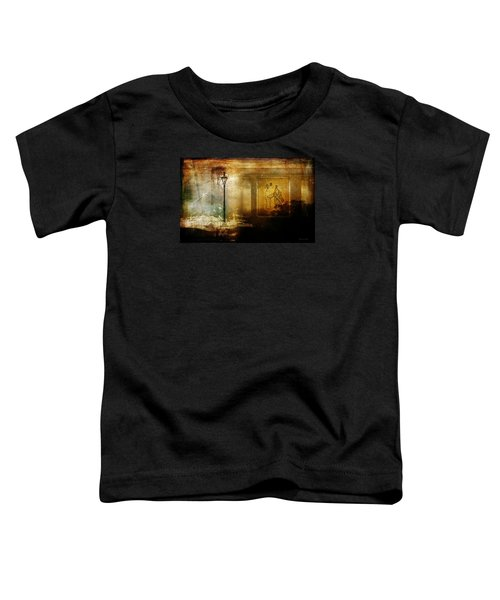Inside Where It's Warm Toddler T-Shirt by Bellesouth Studio
