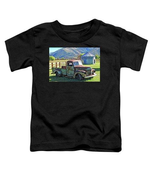 International Farm Toddler T-Shirt