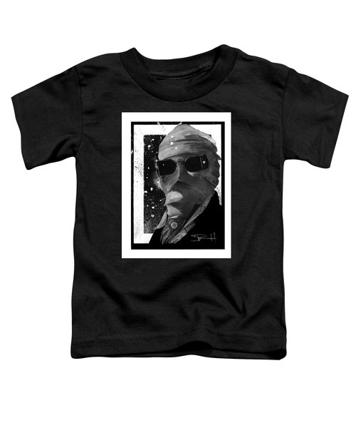 Invisible Man Toddler T-Shirt