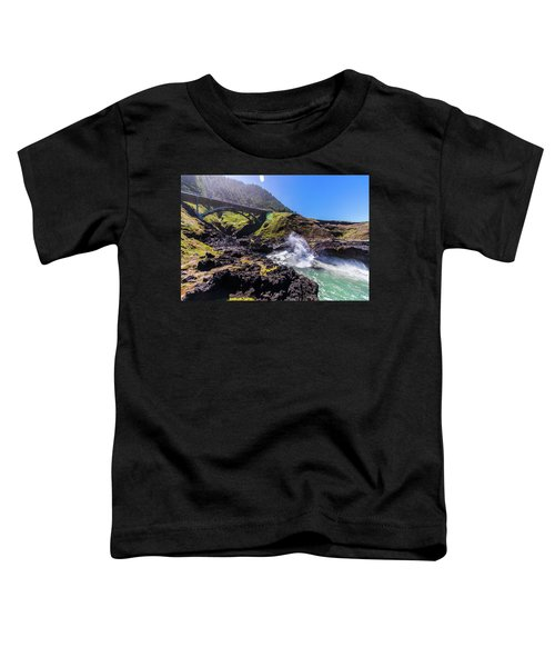 Irish Bridge Toddler T-Shirt