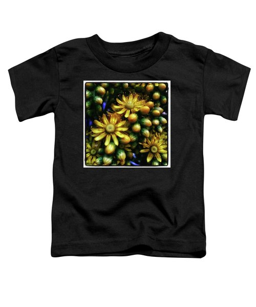 Toddler T-Shirt featuring the photograph Irish Rose. Also Known As Pinwheel by Mr Photojimsf